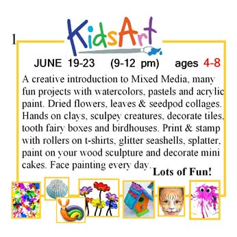 A creative introduction to Mixed Media, many fun projects with watercolors, pastels and acrylic paint and more art materials